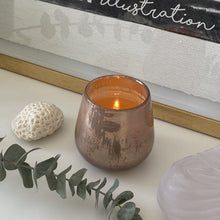 Load image into Gallery viewer, Signature Scented Candle - Rose Gold Ceramic