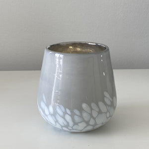 Signature Scented Candle - White Ceramic
