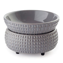 Load image into Gallery viewer, Slate Ceramic Candle Dish & Warmer