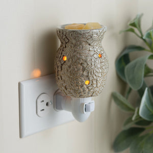Succulent Pluggable Fragrance Warmer