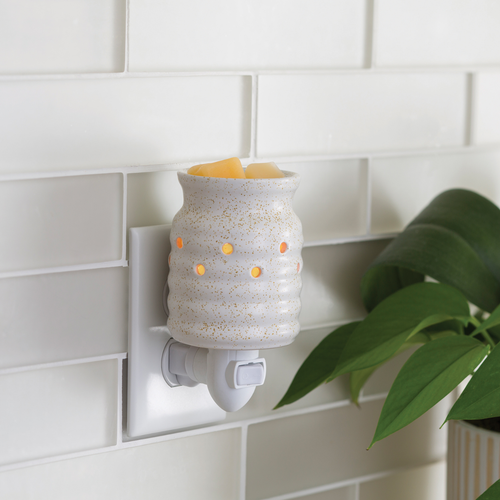Pluggable Fragrance Warmer - Honeycomb