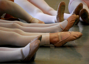 Dancer's Feet: A Chat with Podiatrist Dr. Jared Bramlett