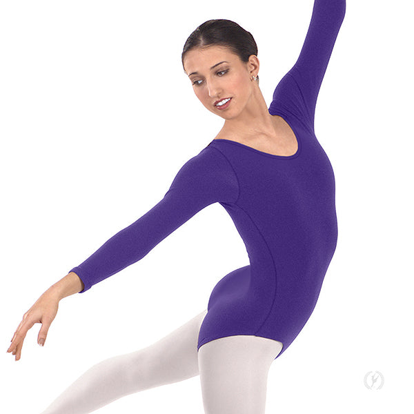 Eurotard Long Sleeve Leotard