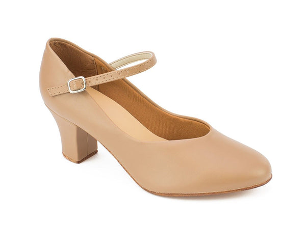 "So Danca ""Charlene"" 2"" Heel Character Shoe"