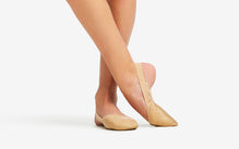 Capezio Turning Pointe Leather Lyrical