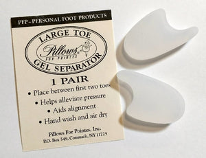 Large Gel Toe Separator
