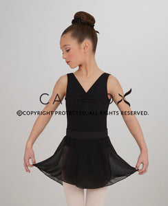 Capezio Child Chiffon Pull-on Skirt