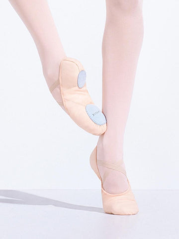 Capezio Adult Juliette Split Sole Canvas Ballet
