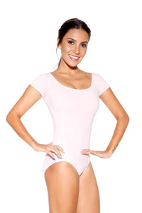 So Danca Adult Basic Cap Sleeve Leotard