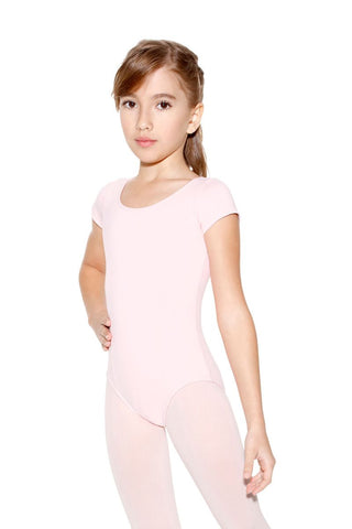 So Danca Child Basic Cap Sleeve Leotard