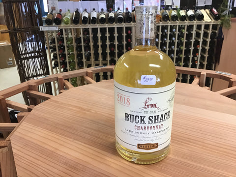 Buck Shack Whitetail Chardonnay
