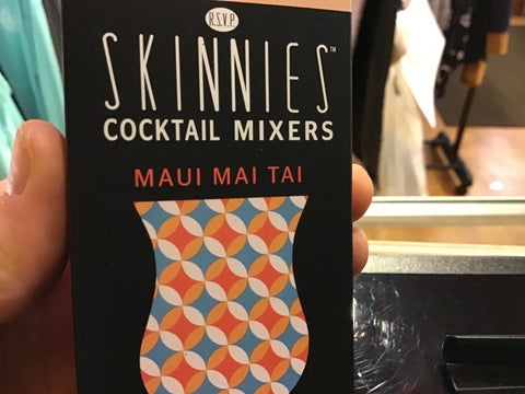 Skinnies Assorted Cocktail Mixers