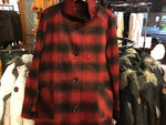 WP Woman's  Wool Ruby Plaid