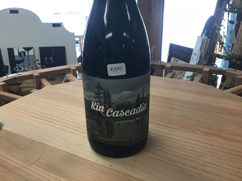 Kin & Cascadia Pinot Noir (Willamette Valley)