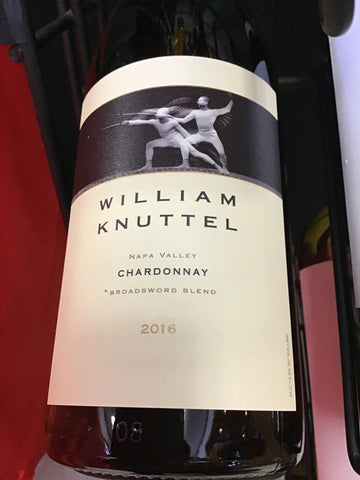 William knuttel chardonnay