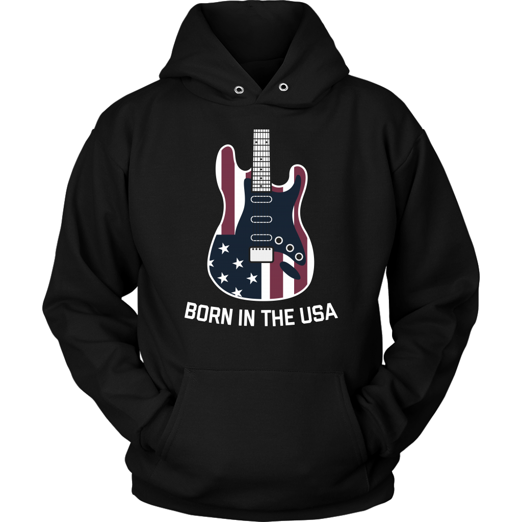 Born In The USA Hoodie