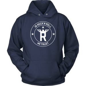 In Rock'N'Roll We Trust Hoodie