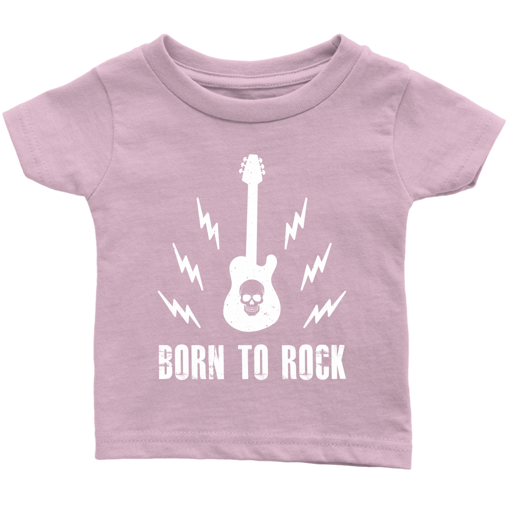 Born To Rock (Infant T-Shirt)