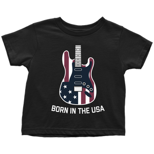 Born In The USA (Toddler T-Shirt)