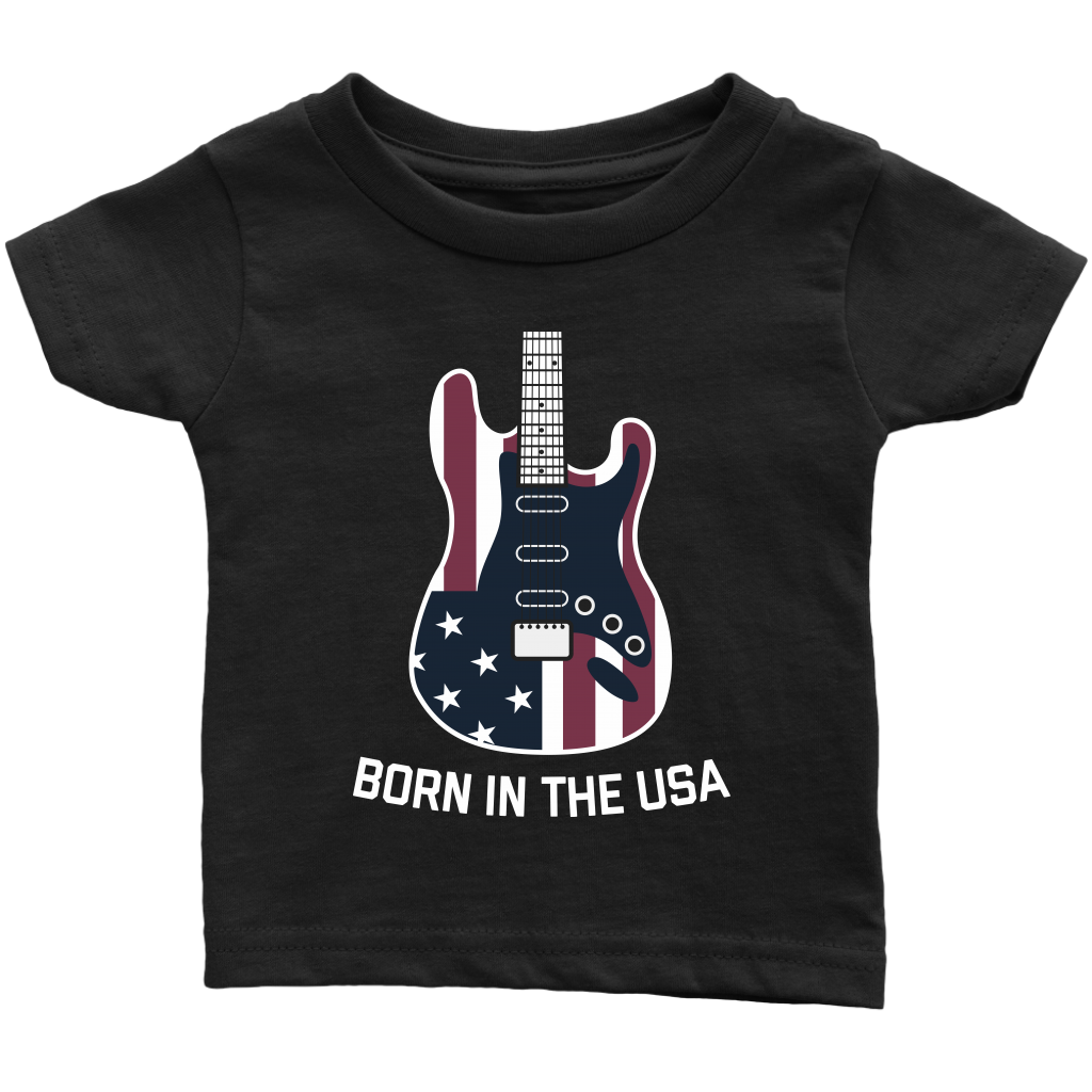 Born In The USA (Infant T-Shirt)