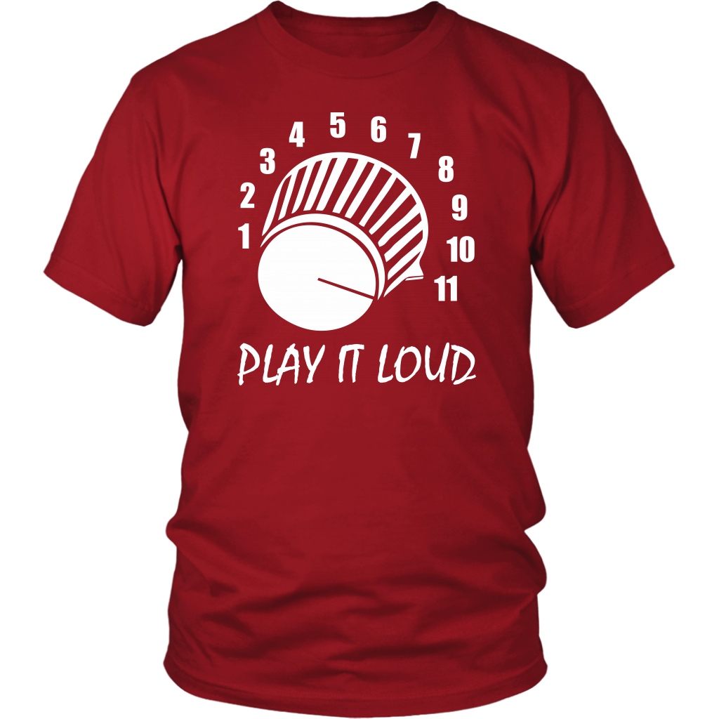 Play It Loud T-Shirt