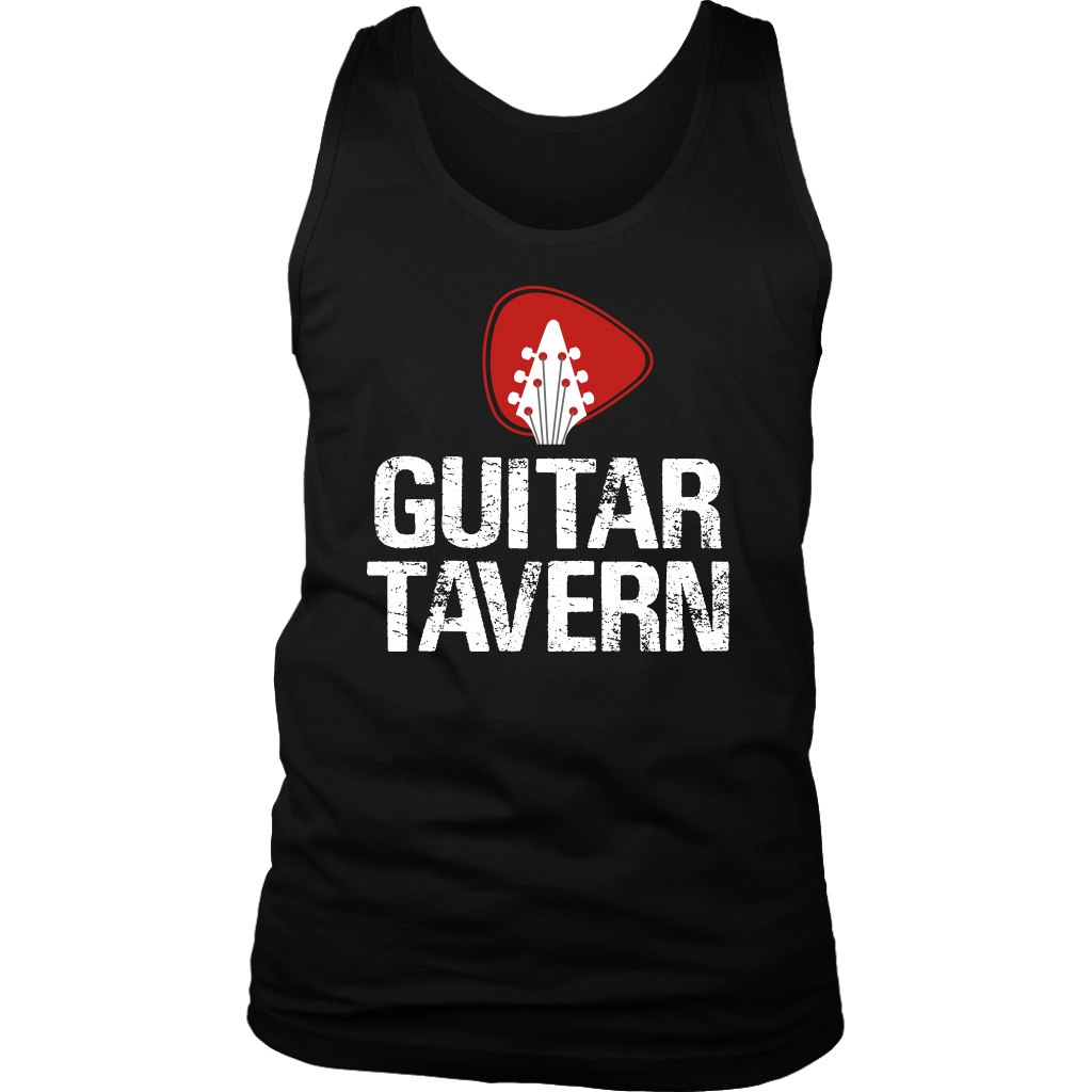 Guitar Tavern Tank Top