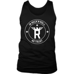 In Rock'N'Roll We Trust Tank Top