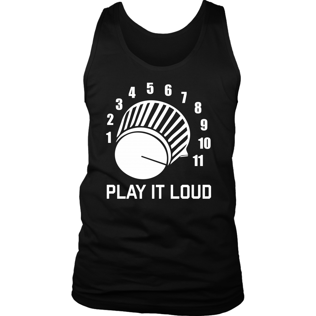 Play It Loud Tank Top