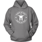 In Metal We Trust Hoodie
