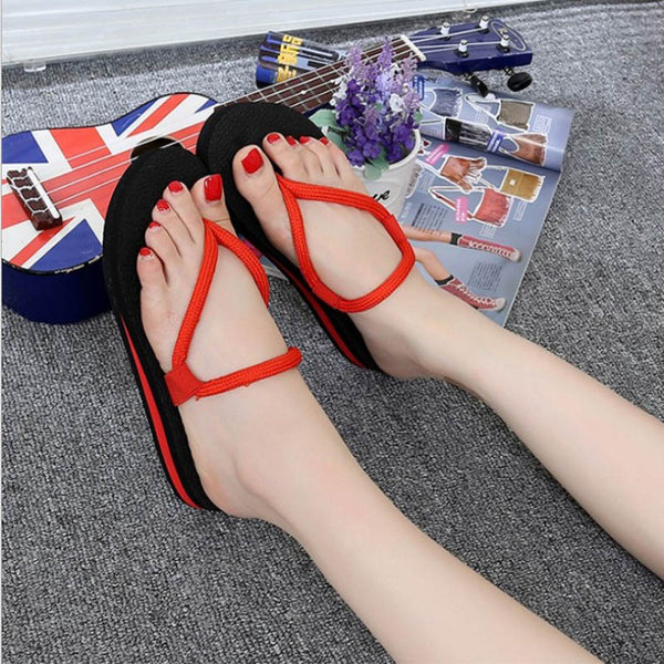 Flip Flops for Summer Outside Beach