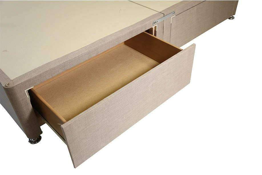 Divan Base – Two Drawers Storage