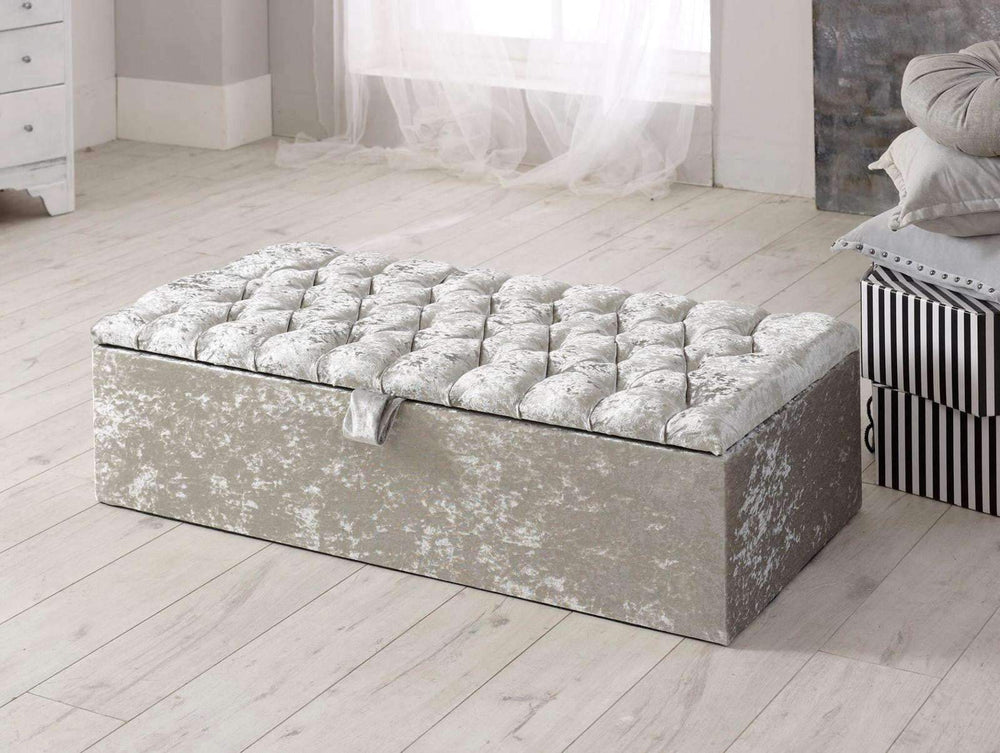 Excellent Ottoman Storage Box With Legs Gmtry Best Dining Table And Chair Ideas Images Gmtryco