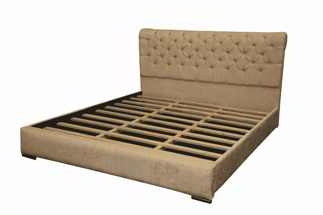 Majestic Sleigh Bed Frame