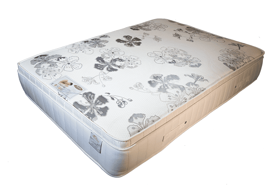 Orthopaedic Natural Fillings Memory Foam Supreno Mattress