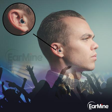 EarMine® High Fidelity Earplugs
