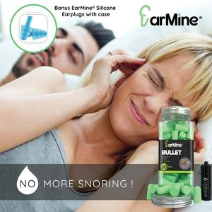 EarMine® Thermofoam® Earplugs