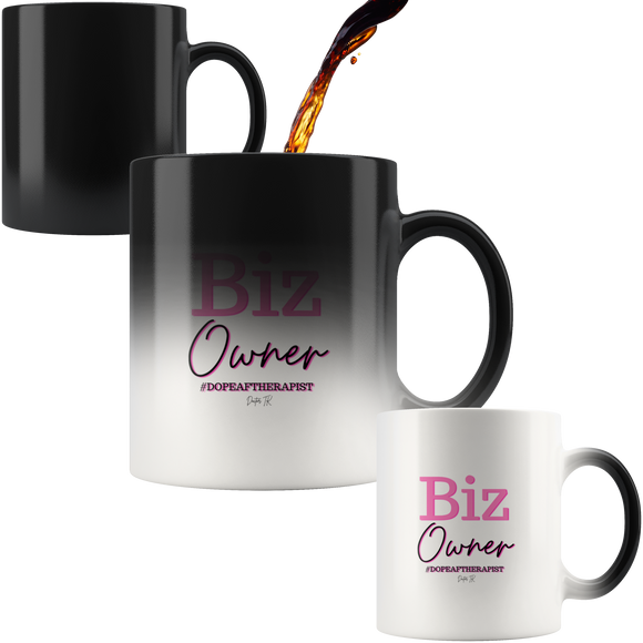 Biz Owner Magic Mug