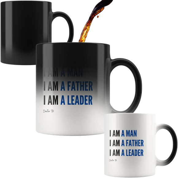 I AM A FATHER Magic Mug