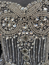 Load image into Gallery viewer, Fran--Beautiful Rhinestone Bodice