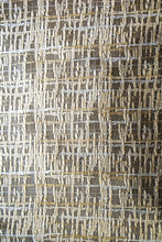 Load image into Gallery viewer, Gold Thatch Bamboo Weave