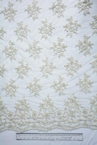 Carrara White Lace Vine