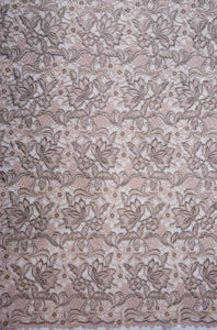 Granite Pink Vine Lace