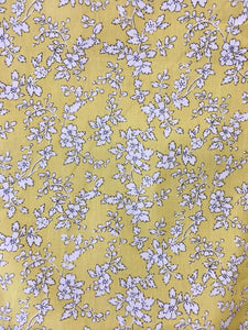 Whimsical Floral Cotton