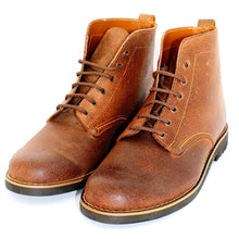 Load image into Gallery viewer, Douro Boots - OldMulla - Boots Store, Handmade By George, Vintage Men Boots, Handmade Casual Elegant Boots & Shoes for Men Brown Vintage High Quality Motorcycle Cafe Racer OldMulla