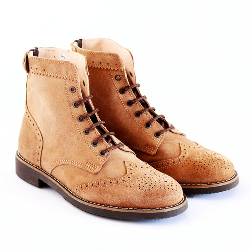 Mondego Women Boots - OldMulla - Boots Store, Handmade By George, Vintage Men Boots, Handmade Casual Elegant Boots & Shoes for Men Brown Vintage High Quality Motorcycle Cafe Racer OldMulla