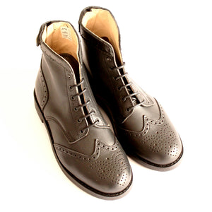 Mondego Black Women Boots - OldMulla - Boots Store, Handmade By George, Vintage Men Boots, Handmade Casual Elegant Boots & Shoes for Men Brown Vintage High Quality Motorcycle Cafe Racer OldMulla