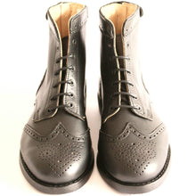 Load image into Gallery viewer, Guadiana Black  Boots - OldMulla - Boots Store, Handmade By George