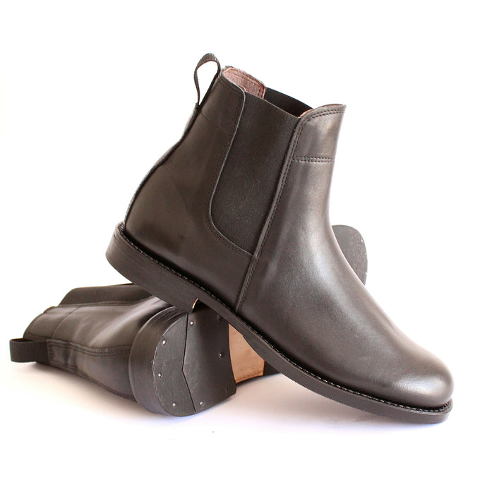 Lima Chelsea Boots - OldMulla - Boots Store, Handmade By George, Vintage Men Boots, Handmade Casual Elegant Boots & Shoes for Men Brown Vintage High Quality Motorcycle Cafe Racer OldMulla