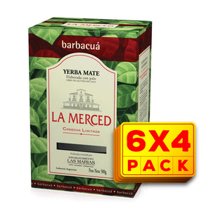 6x4 La Merced Barbacua