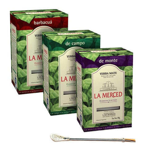Kit Bombilla La Merced